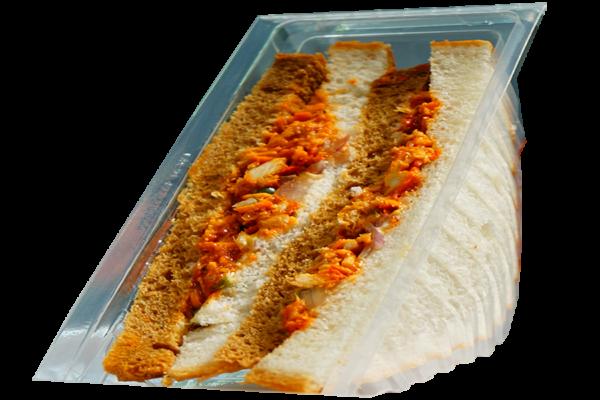 chicken tandoori sandwich